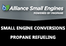 Alliance Small Engines logo