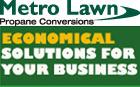 Metro Lawn logo