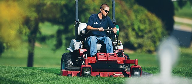 PERC Propane Mower NewsLetter