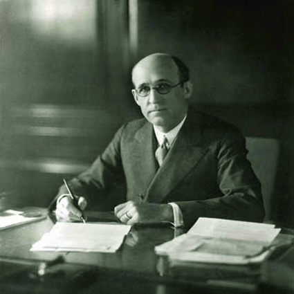 Frank Phillips, founder of Phillips Petroleum Company