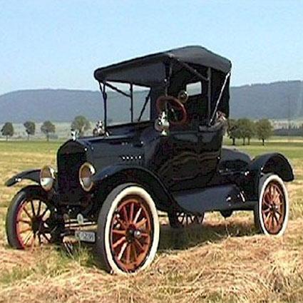 1908 model T
