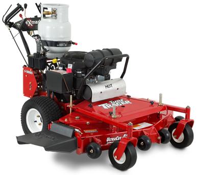 Exmark Turf Tracer S-Series propane mower