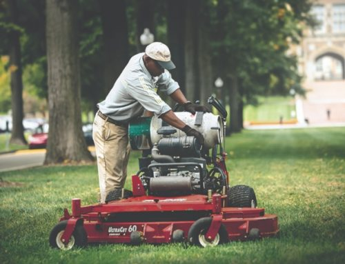 PERC testimonial video shows long-term benefits of using propane mowers